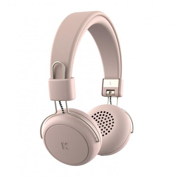 Kreafunk aWEAR Bluetooth-Kopfhörer dusty pink