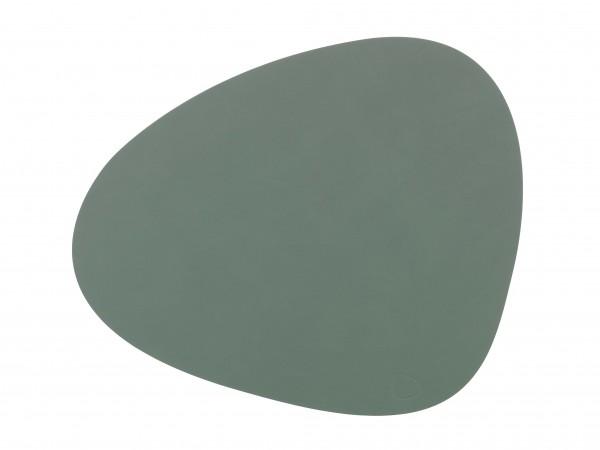 "Lind DNA Tisch Set ""Curve L"" 37x44 cm NUPO pastel grün"