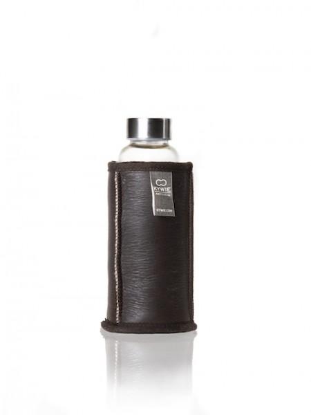 Kywie Demi Cooler Brown Leather Flaschenkühler
