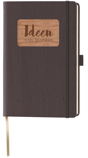 """Notizbuch DIN A5 """"Ideen von Morgen"""""""