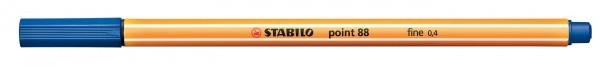 STABILO point 88 blau
