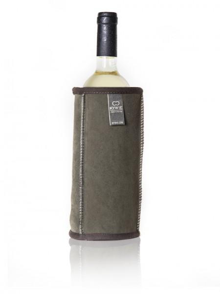 Kywie Wine Cooler Green Suede Weinkühler