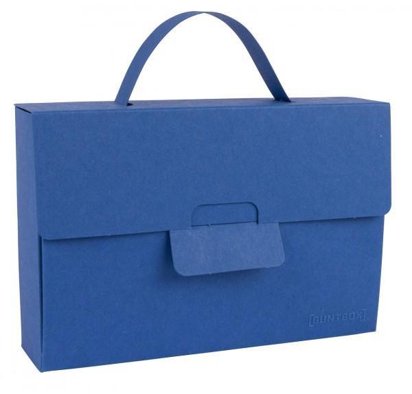 Buntbox Suitcase M Saphir