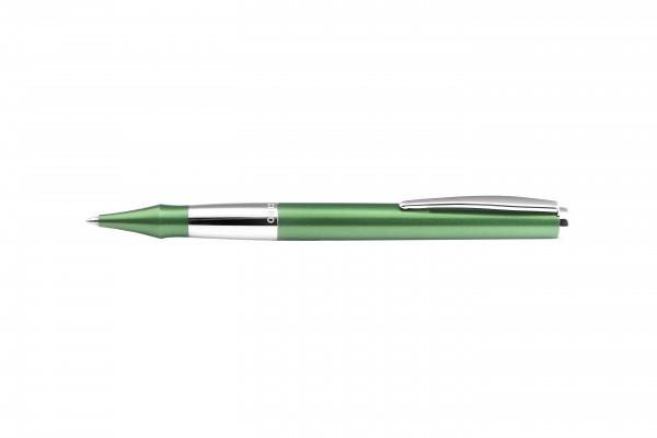 Kugelschreiber Colour grün Cleo Skribent