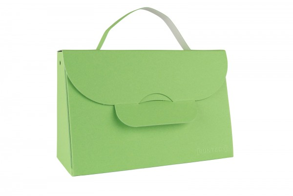 Buntbox Handbag L Apfel