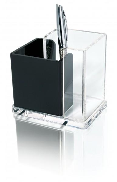 WEDO® Acryl-Butler schw/klar