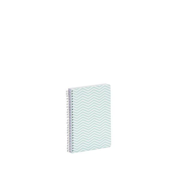 Rössler - Fresh Notizbuch A6 Jump Jade