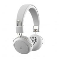 Kreafunk aWEAR Bluetooth-Kopfhörer weiß