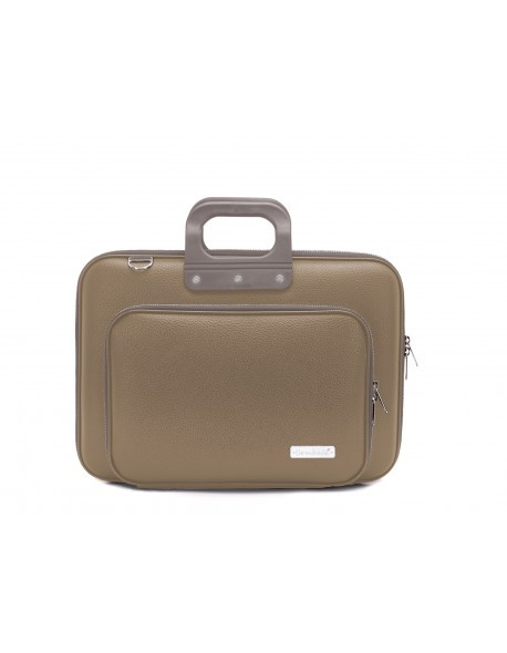 """Tasche Bombata Classic Plus 15,6"""" beige"""