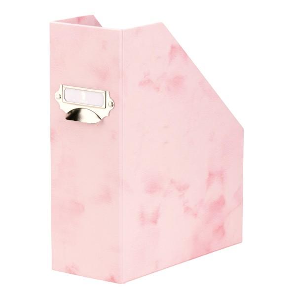 Rössler Rosé, Aquarell Stehsammler DIN A4 m. Griff