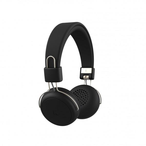 Kreafunk aWEAR Bluetooth-Kopfhörer schwarz