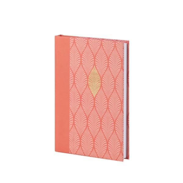 Rössler Finesse Coral Notizbuch DIN A5