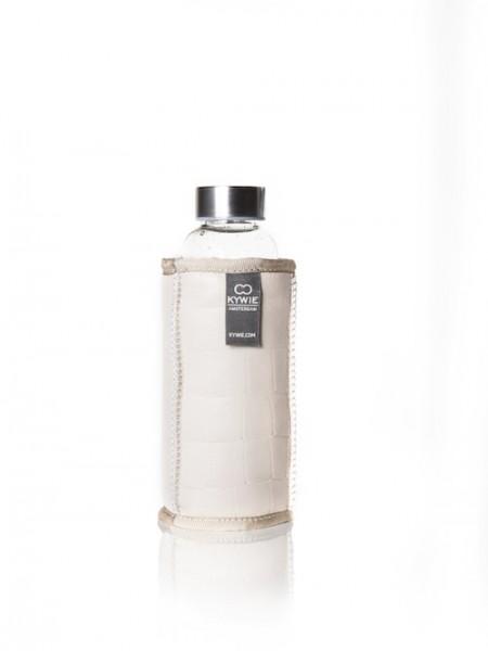 Kywie Demi Cooler Pearl Croco Leather Flaschenkühler