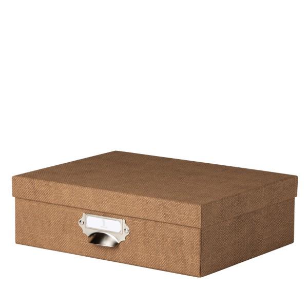 Rössler Boho, Sisal - Aufbewahrungs-Box m. Griff