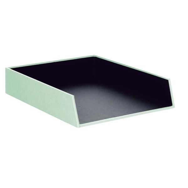 Rössler S.O.H.O. Mint - Ablagekorb für A4 stapelbar
