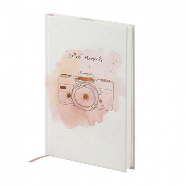 """Rössler My Journal geb. Notizbuch Nature DIN A5 """"Collect Moments…"""""""