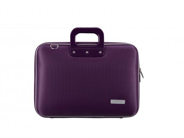 """Tasche Bombata Nylon Classic 15"""" violett"""