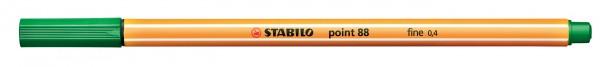 STABILO point 88 grün