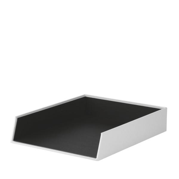 Rössler S.O.H.O. special edition White - Ablagekorb für A4