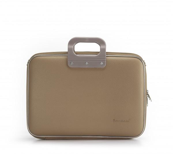 "Tasche Bombata Business Classic 15"" beige"