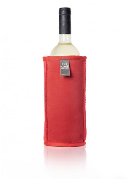 Kywie Wine Cooler Red Suede Weinkühler