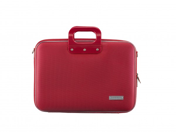 "Tasche Bombata Business Nylon 15"" rot"
