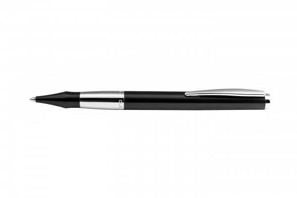 Kugelschreiber Colour schwarz Cleo Skribent