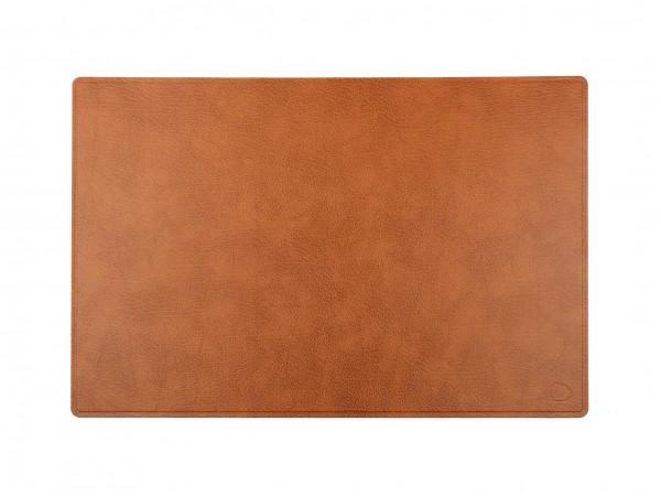 Schreibtischunterlage XL 44x64 cm BULL nature/ohne Ziernaht