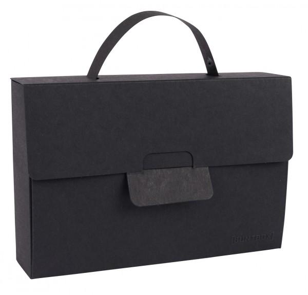 Buntbox Suitcase M Graphit