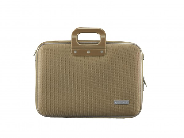 "Tasche Bombata Business Nylon 15"" beige"