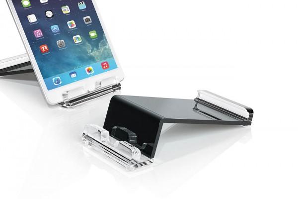 WEDO® Acryl-Tablet-Ständer schw/klar