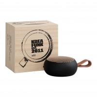 Kreafunk aGO Bluetooth-Lautsprecher schwarz/roségold