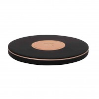 Kreafunk induktives Ladegerät wiCHARGE Wireless Charger schwarz