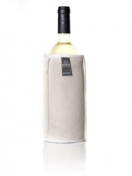 Kywie Wine Cooler Beige Suede Weinkühler