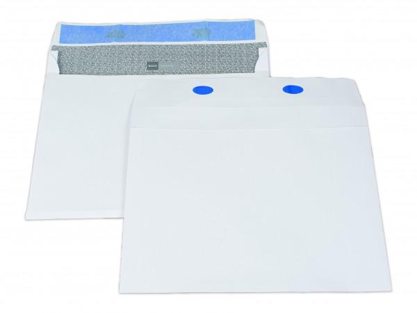 Multisafe Kuvert, 30mm Seitenfalte, Erstöffnungsgarantie