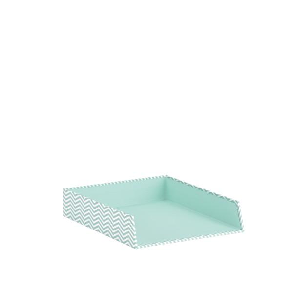Rössler Fresh-Ablagekorb A4 Jump Jade