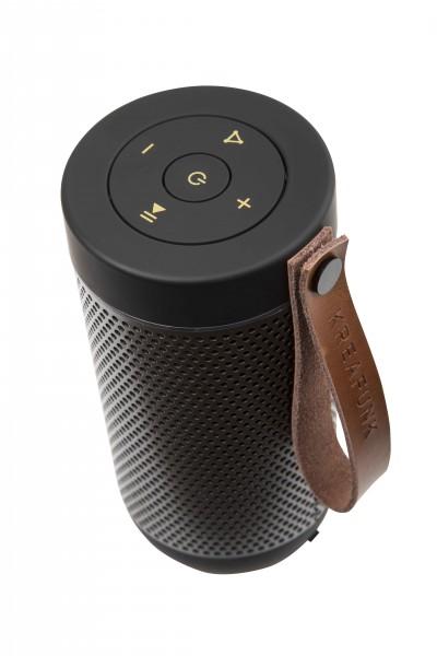 Bluetooth Lautsprecher black edition aFunk Kreafunk