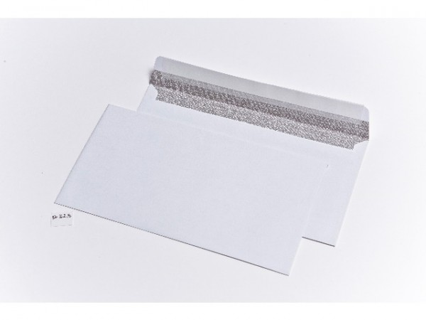 Briefumschlag 125x235 mm Kompaktbrief o. Fenster